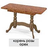 Стол обеденный раздвижной  МДФ , фото 2