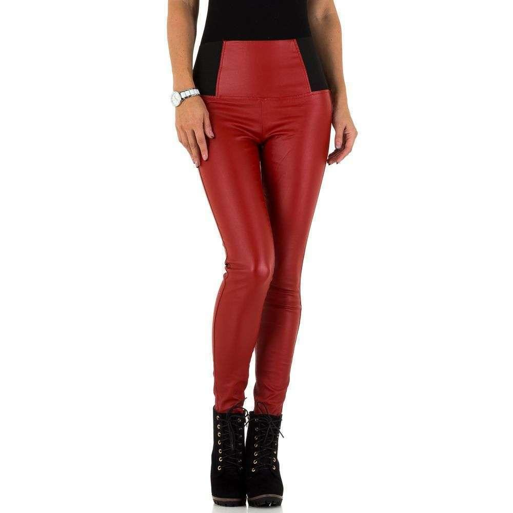 Женские брюки от Daysie Jeans - red - KL-DP1098-red