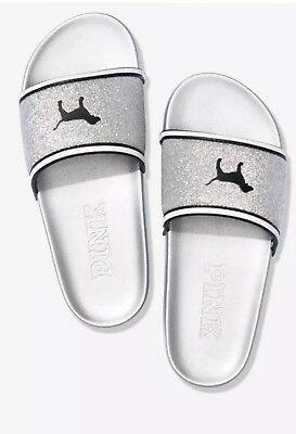Victoria's Secret PINK Сланцы Single Strap Slide M