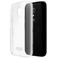Прозрачный чехол Imak для  Motorola Moto G2