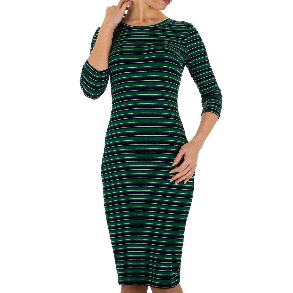 Женское платье - vert - KL-JW680-vert