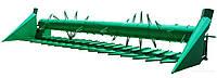 Приспособление приставка лифтера ПС-9 к комбайнам John Deere, Lexion и другие