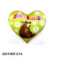 Антистрессовая подушка маша и медведь