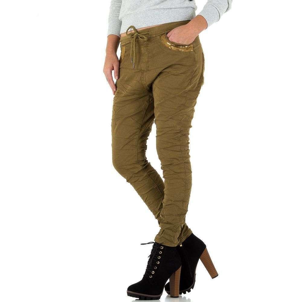 Женские джинсы - Кармел - KL-J-93929-1-Кармел