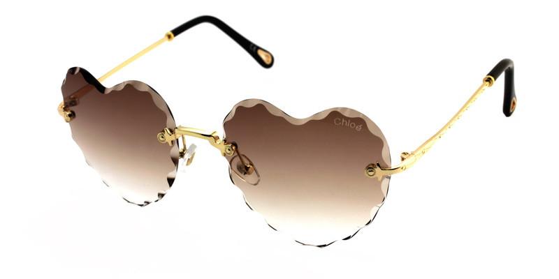 Модні сонцезахисні окуляри 2019 Chloé