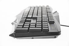 Клавиатура 2Е KS 101 Slim WL (2E-KS101WB) Black USB, фото 2