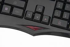 Клавиатура 2Е KS 101 Slim WL (2E-KS101WB) Black USB, фото 3