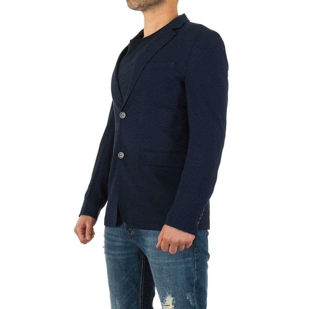 Клубный пиджак мужской Y.Two Jeans (Италия), Синий