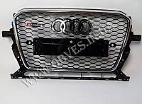 Решетка радиатора Audi Q5 2012-2015 стиль RSQ5