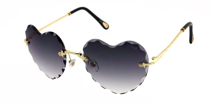 Модні окуляри сонцезахисні 2019 Chloé