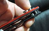 Нож выкидной Columbia 822. Автоматический классический нож. , фото 6