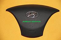 Крышка накладка заглушка имитация AIRBAG обманка AIRBAG муляж подушки безопасности Hyundai Elantra, I30 - 2012