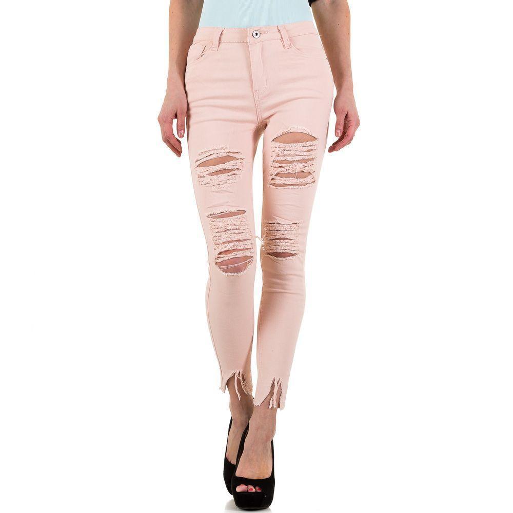 Женские джинсы Blue Rags, размер 34 - Роза - KL-J-27741RS-Роза 34