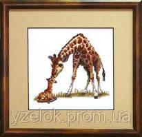 """Набор детский для вышивки """"Жирафик"""""""