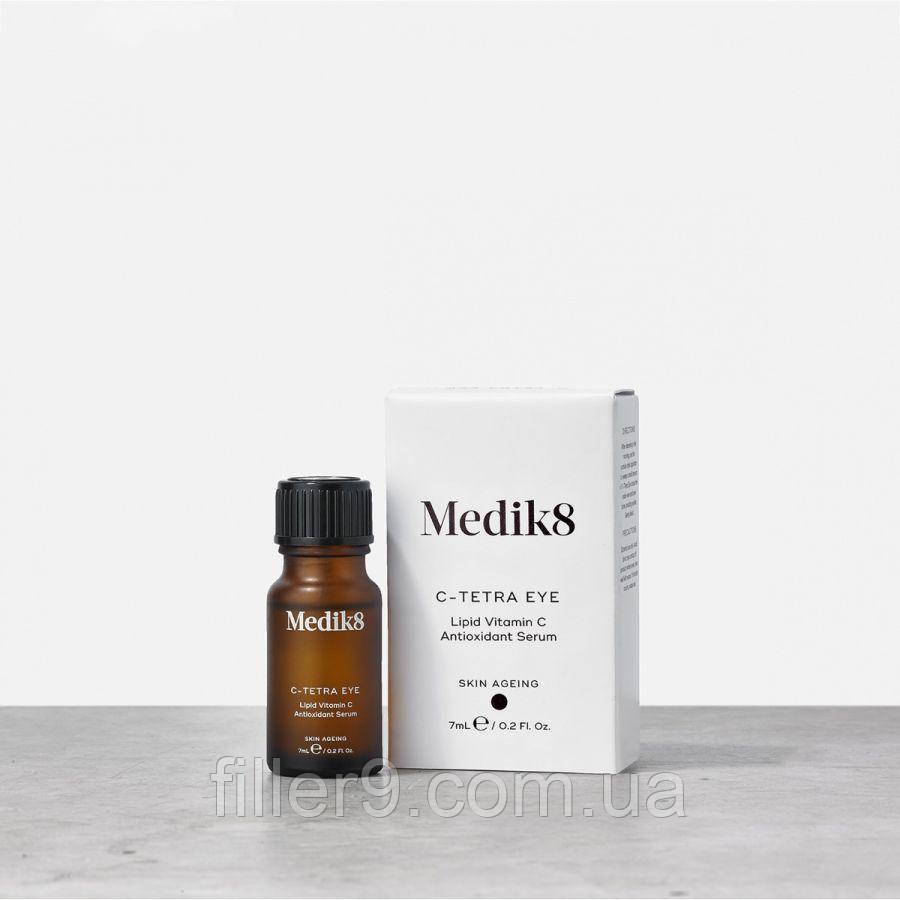 Medik 8 C-Tetra Eye (Ц-Тетра Ей) Дневная сыворотка вокруг глаз с витамином С, 7 мл