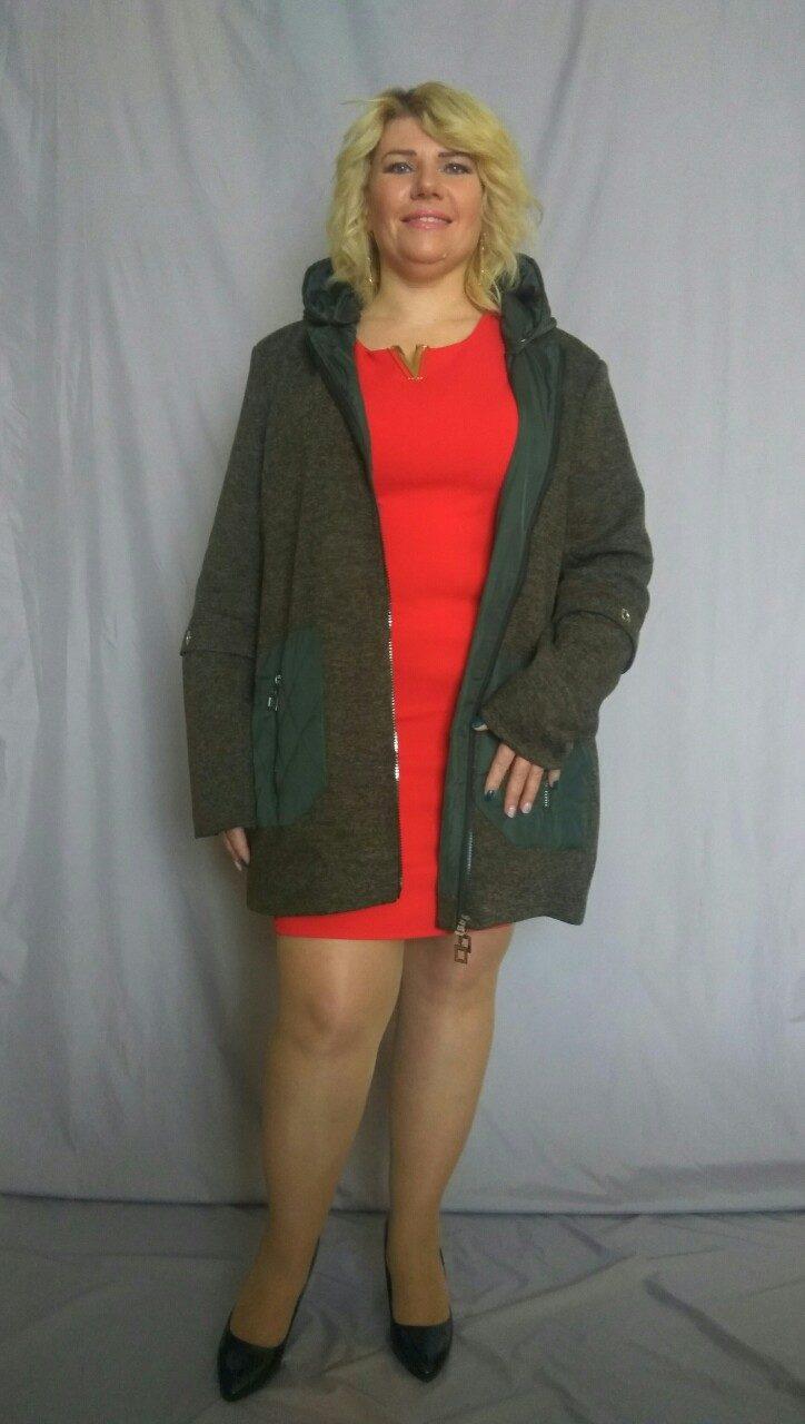 Молодіжна жіноча весняна куртка.