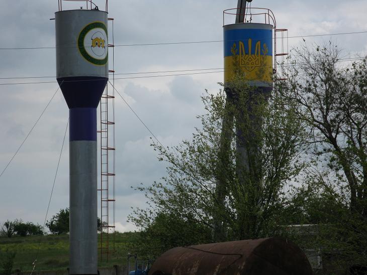 Водонапорная башня, доставка, мотнаж, демонтаж 6