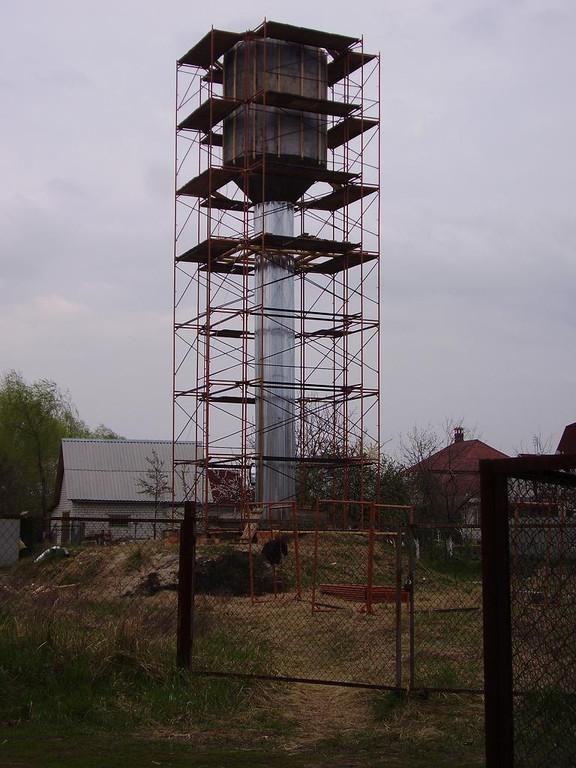 Водонапорная башня, доставка, мотнаж, демонтаж 18
