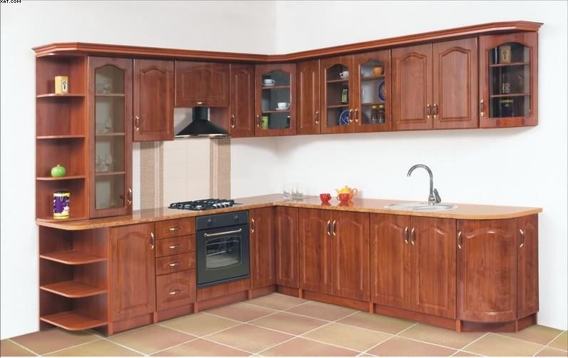 Кухня Оля яблоня 2600х2800мм (СВИТ МЕБЛИВ) КИЕВ