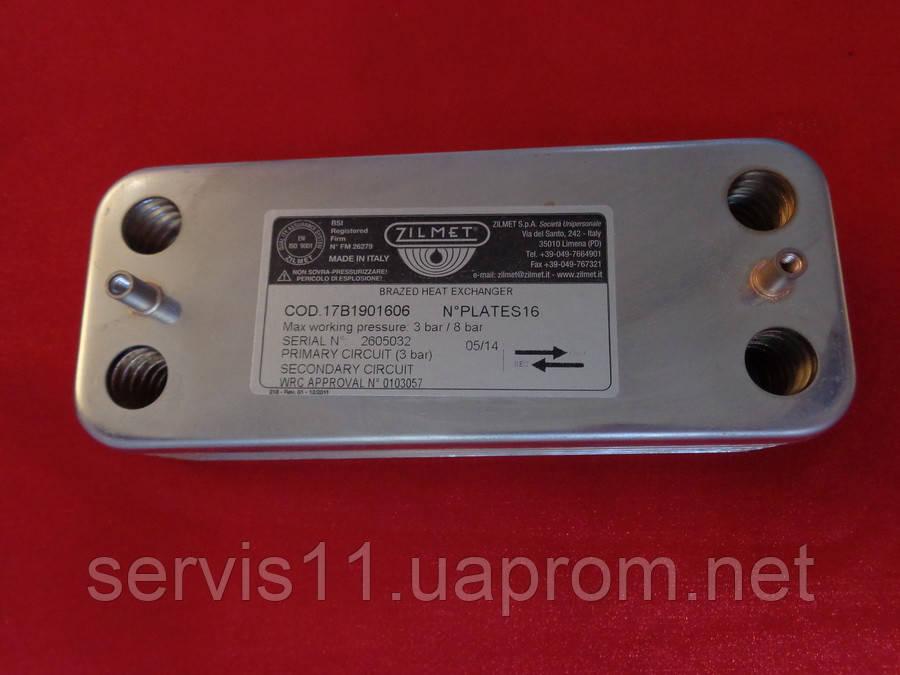 Теплообменник ГВС Юнкерс Евролайн ZW23 KE | AE