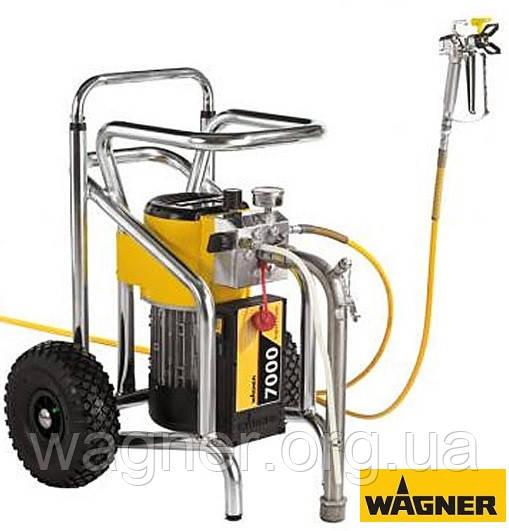 окрасочный агрегат вагнер мембранный wagner 7000 авд 7000 вагнер суперфиниш вагнер авд 7000