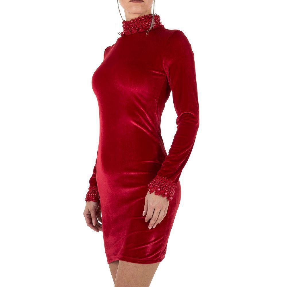 Женское платье от Emmash Paris, размер L/40 - red - KL-МУ-1052-red L