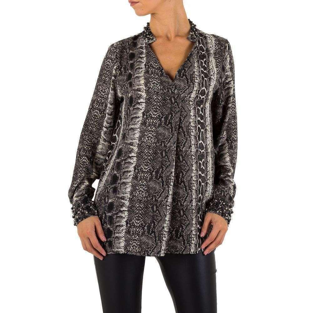 Женская блузка от Emmash - мульти - KL-МУ-1017-мульти