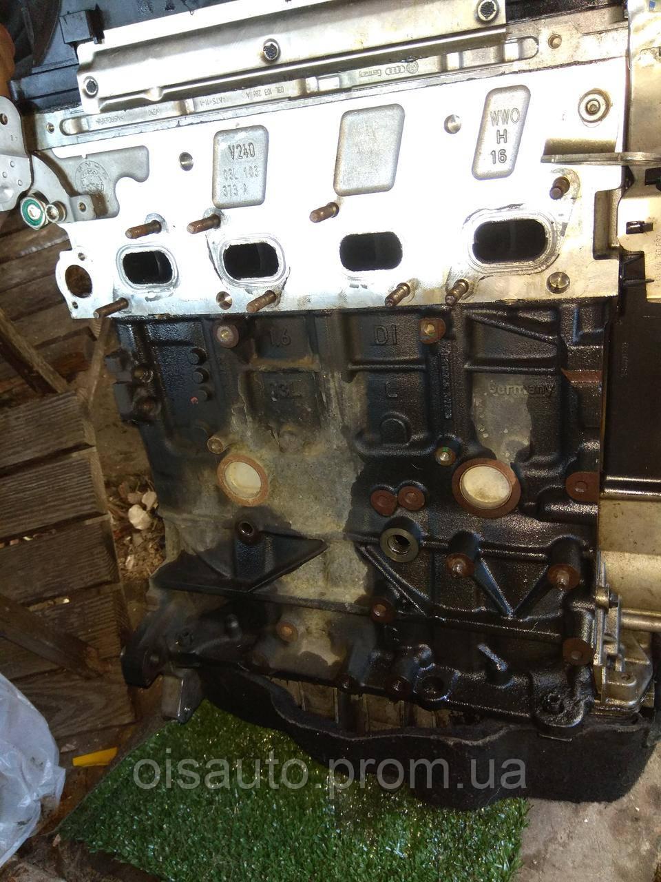 Двигатель / мотор  1.6TDI vw CAYC 77 кВт VW Golf VI 2009-2014