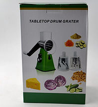 Овощерезка Kitchen Master мультислайсер для нарезки фруктов и овощей кухонная, фото 2