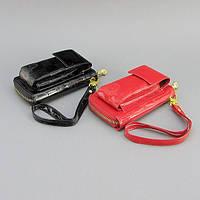 Чехол для ключей (фонарика) ключница кожзам Versace, фото 1