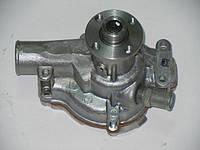 Насос водяной Евро-2 шкив на 2 ремня: обычный и 10-ти ручейковый (пр-во КАМАЗ)