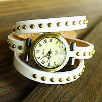 Женские наручные часы браслет JQ белые, фото 1