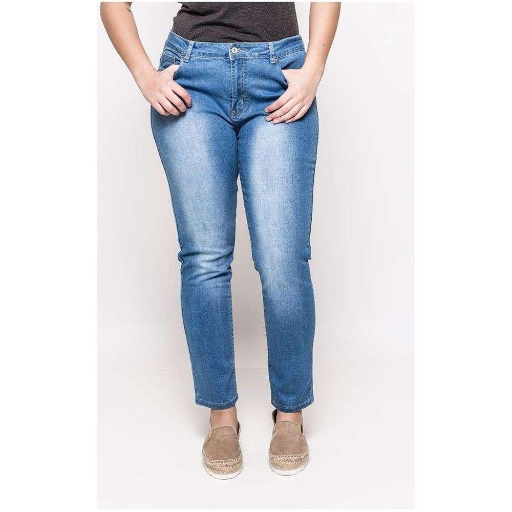 Женские джинсы Daysie Jeans - синий - KL-J-ZG5040-синий