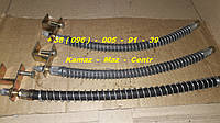 5320-3116010  Шланг подкачки внутреннего колеса ЗИЛ ( 300мм )  КРАЗ (450мм) (с кронштейном)