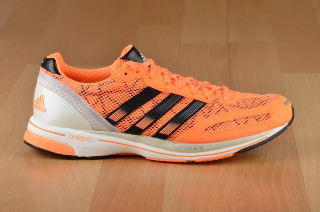 Кроссовки беговые мужские Adidas Adizero Adios Running Shoes D65754 адидас
