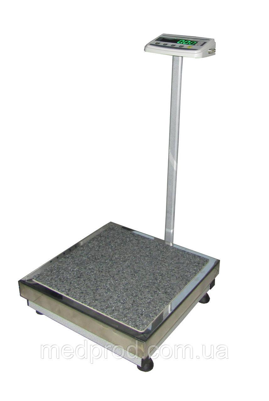 Весы ТВЕ TVE электронные до 150 кг, дискр.20 г, с поверкой