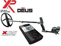 Металлоискатель XP DEUS 34X28 RC (X35) с обновленной катушкой 34X28 см