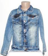 Джинсова Куртка для Хлопчика — Купить Недорого у Проверенных ... 6a8103bad2530