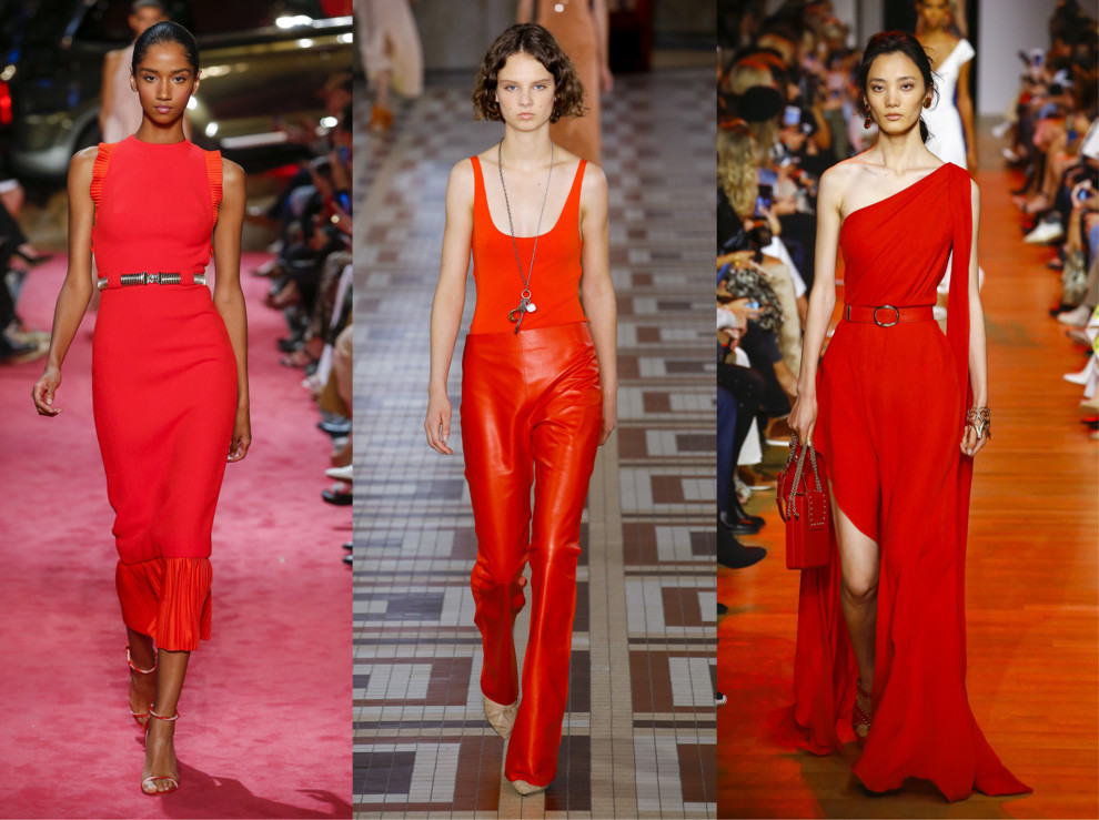 Тенденции моды 2019