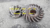 131-2402020 Главная пара 19х11 ЗИЛ 131( коническая ) Завод