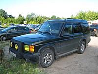 Дефлекторы окон (ветровики) Land Rover Discovery II 1998-2004 (Лэнд ровер дискавери) Cobra Tuning
