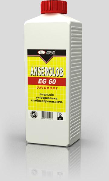 Эмульсия универсальная EG-60 10л Anserglob