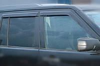 Дефлекторы окон (ветровики) Land Rover Discovery III 2004 (Лэнд ровер дискавери) Cobra Tuning