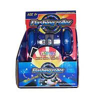 Ролики Profi Flashing Roller на кроссовки/пятку: световые эффекты