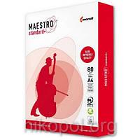 Бумага для ксерокса Maestro Standard+ А4 500л. 80 гр/м²