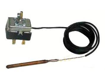 Atmos S0024 регулировочный котельный термостат 40 - 95°C для DC75SE