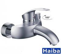 Смесители для ванны Haiba Mars 009 euro Satin