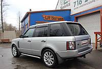 Дефлекторы окон (ветровики) Land Rover Range Rover III 2002-2012 (Лэнд ровер рейндж ровер) Cobra Tuning