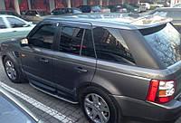 Дефлекторы окон (ветровики) Land Rover Range Rover Sport I 2005-2012 (Лэнд ровер рейндж ровер спорт) Cobra Tuning