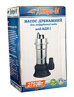 Насос дренажный Дніпро-М НДН-1 2.75кВт (нерж) (70223000)